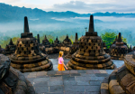 Borobudur, a Buddhist temple. Justin Mott for The New York Times