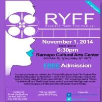 Rockland Youth Film Festival  Free Admission  November 1