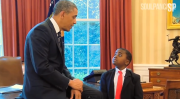 Kid President Meets President Barack Obama