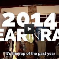 2014 Year in Rap - The Year's Headlines in Rap